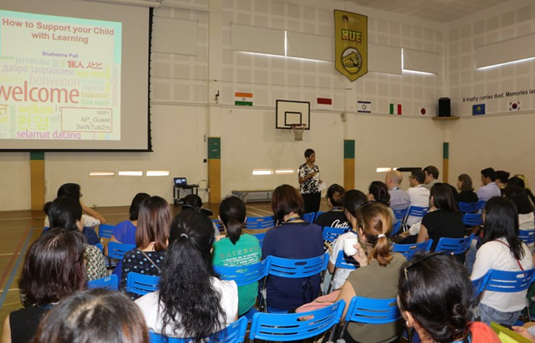 Parent Workshop - BIS HCMC