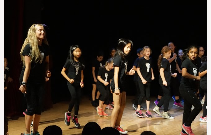 Primary Dance Showcase