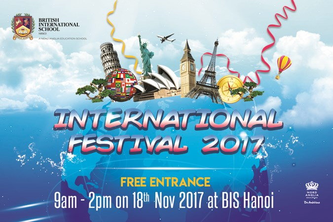 International Festival 2017 British International School Hanoi
