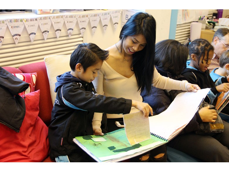 Y2 topic share with parents