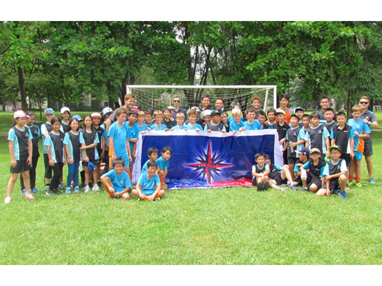 DCIS Lions and HFCA Cambodia