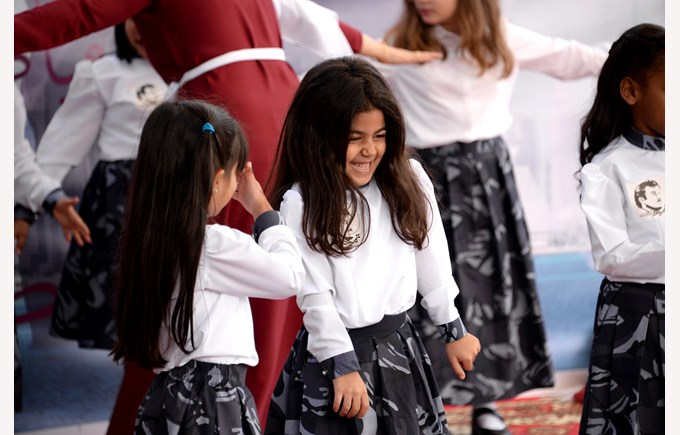 Gharaffa Qatar National Day Celebrations