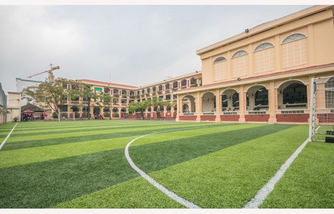 Junior Campus - Astroturf