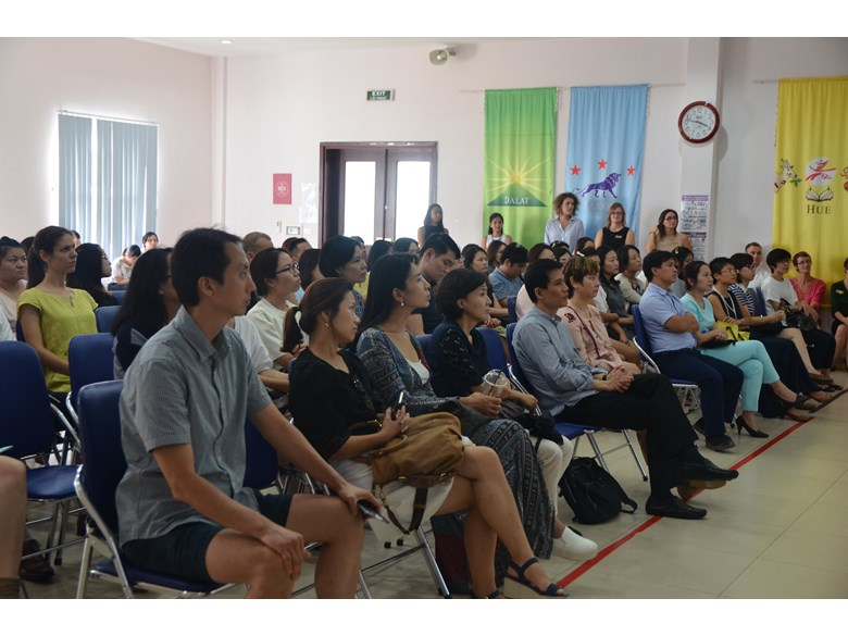 Britist International School Hanoi - Meet the Teacher