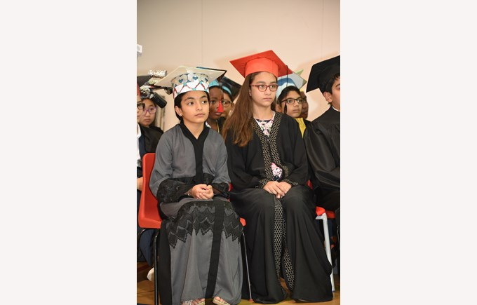 Gharaffa Year 6 Graduation