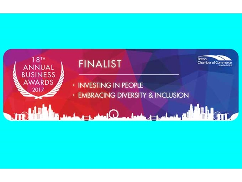DCIS Finalist at BritCham Business Awards 2017