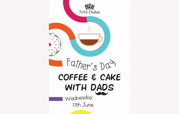 Father's Day Coffecake