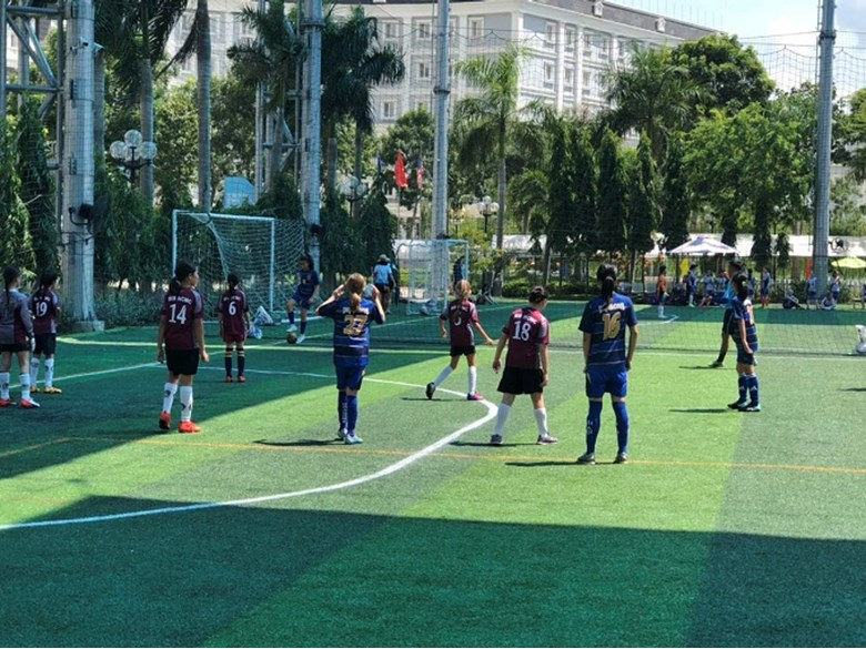 U11 SISAC Girls Football – Pool A (9)