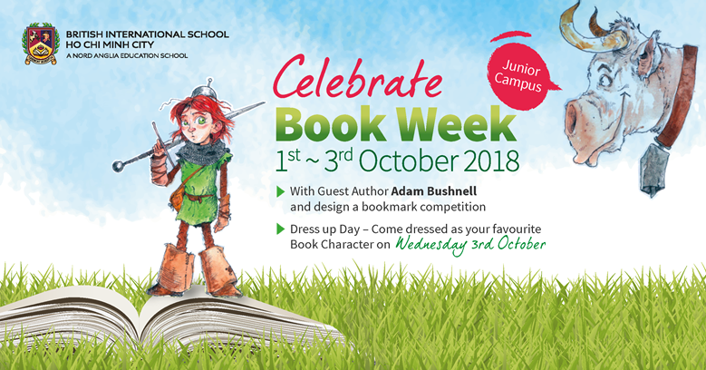 Junior Book Week 2018