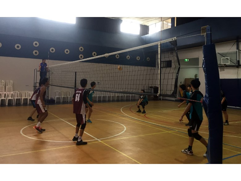 U19a Boys Volleyball