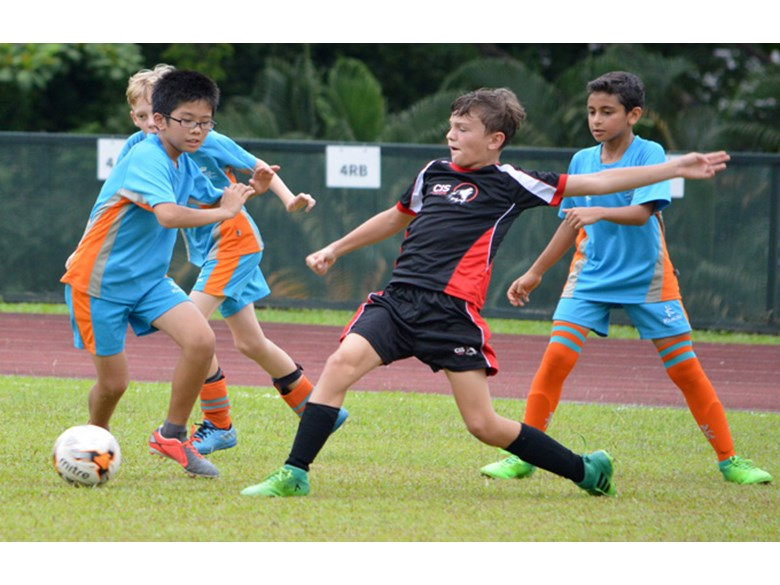 DCIS Under 12 Boys Football B Team vs CIS LKS