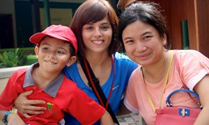 NIS | Parent Testimonial | International School