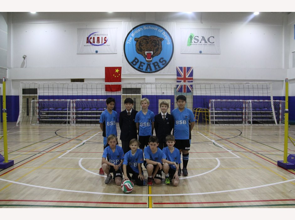 U12 Boys 3 Vs 3 Volleyball