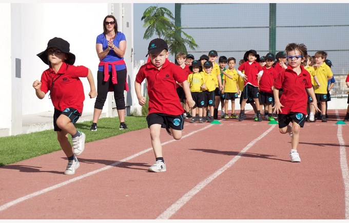 Reception Sports Day 10