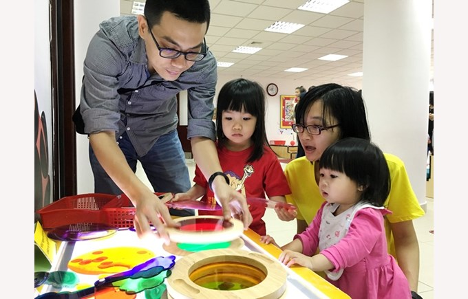 BVIS Hanoi International Early Years School - Science day (3)