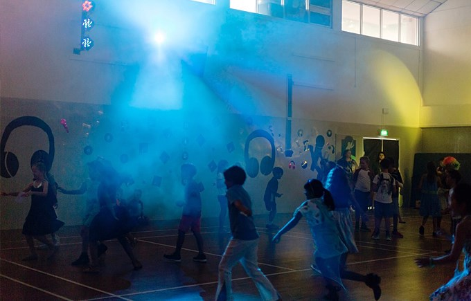 The DCA Upper Primary Discos was Another One to Remember for our Years 3 - 6 Students