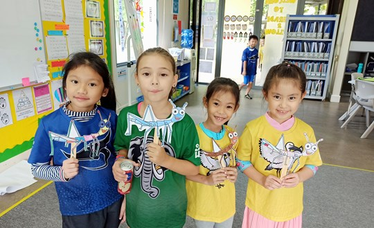 Northbridge International School Cambodia - Students