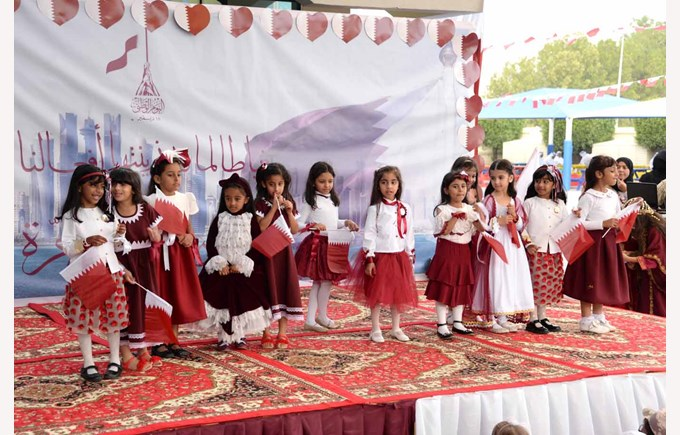 Qatar National Day at Compass School_5384