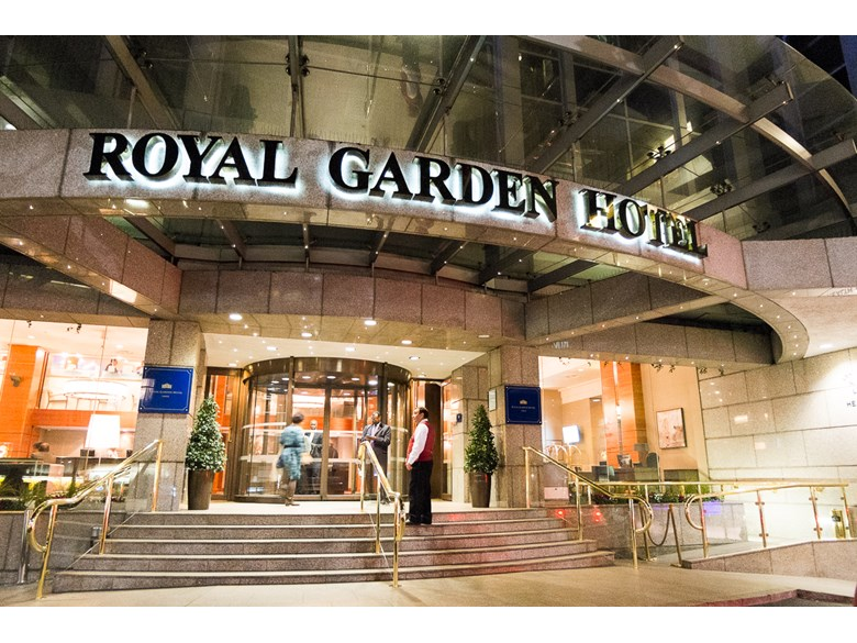 Royal Garden Hotel london