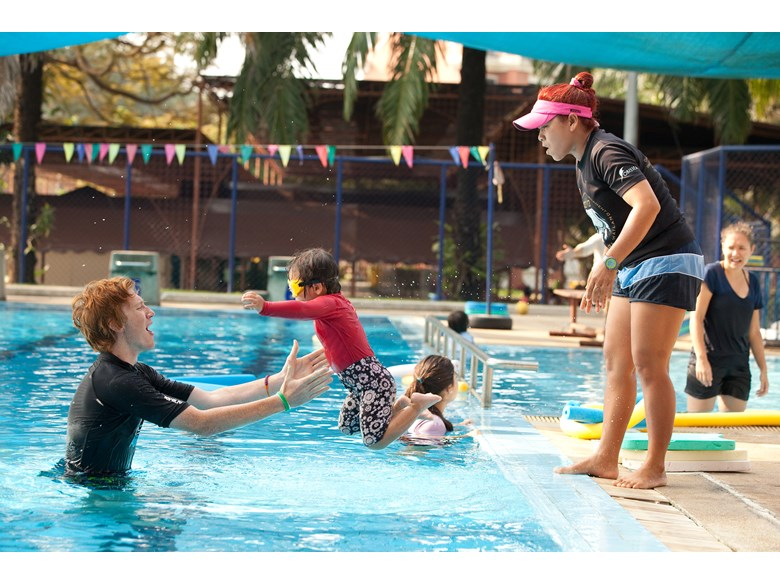 Regents' Summer Camp: one of the top fun activities for kids in Pattaya