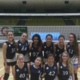 BSG Rhinos U19 Girls Volleyball Team 2016/17