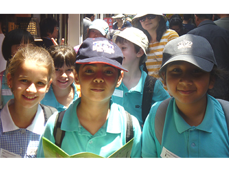 Year 4 trip to Zhujiajiao May 2014