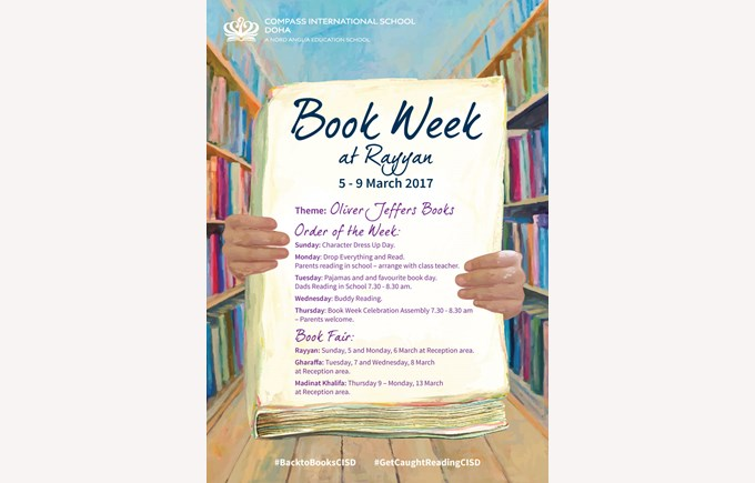 Book Week Rayyan