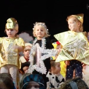 Prickly Hay, a Nativity by Nursery and Reception