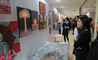 Students at BISS Puxi put on their IB Visual Art Exhibition