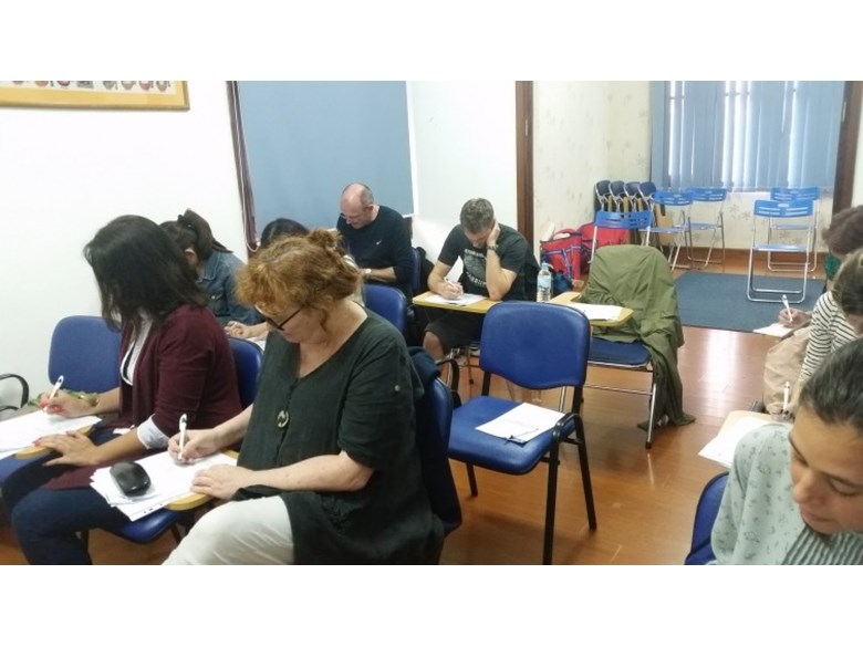 First aid training BVIS Staff (3)