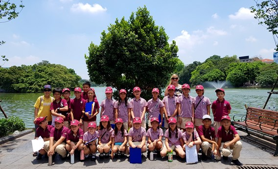 British International School Hanoi Y5 Trip 2018 (5)