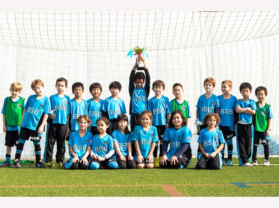 Boys and Girls' Football Team
