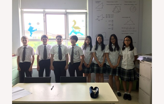 BSB Team - FOBISIA Maths Competition