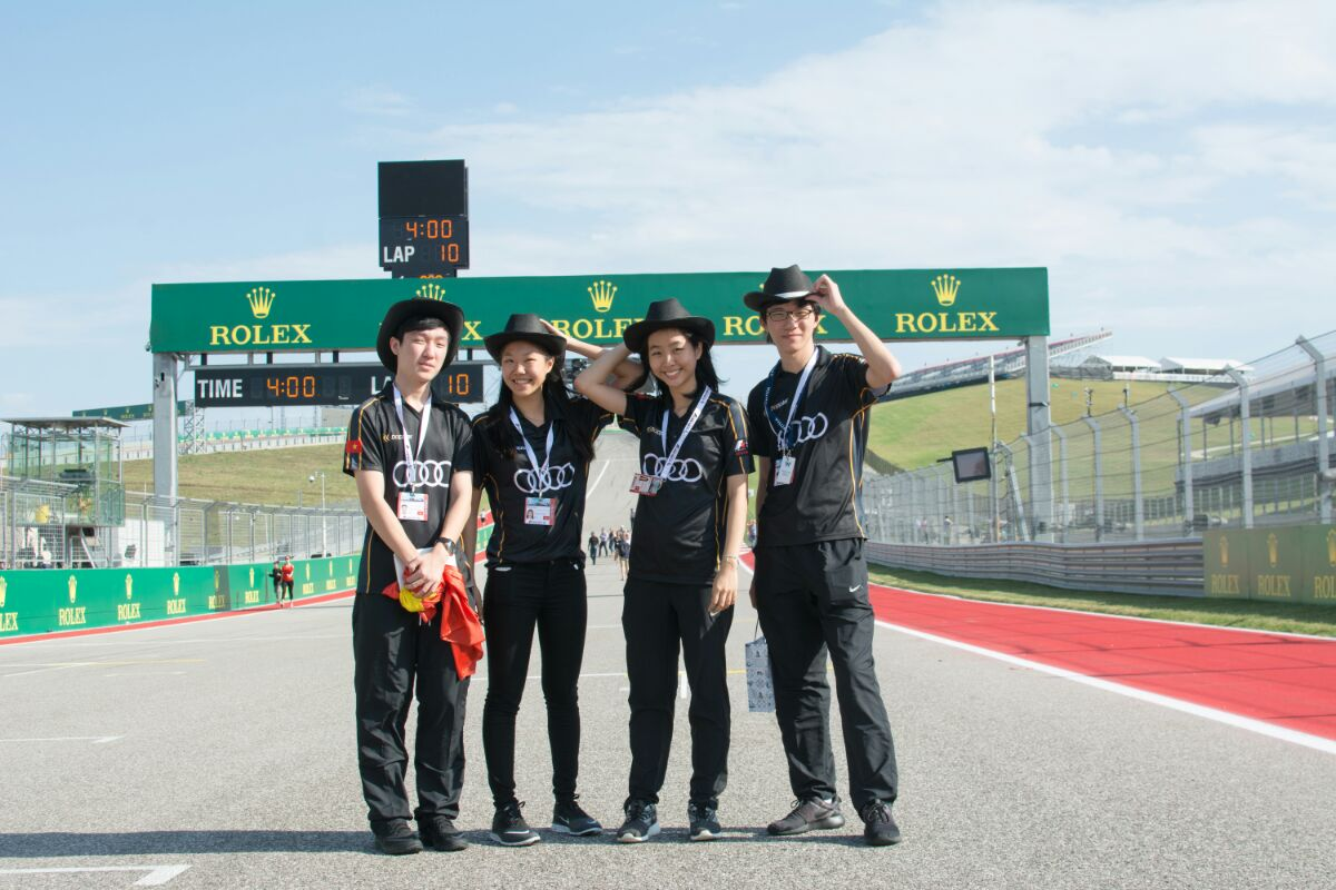 Doppler Racing at COTA (Circuit Of The Americas)