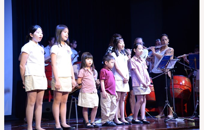 BVIS Hanoi One Day One Choir (2)