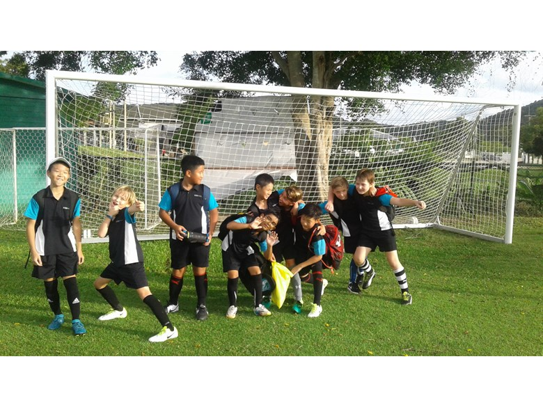 Year 6 Boys Football Team