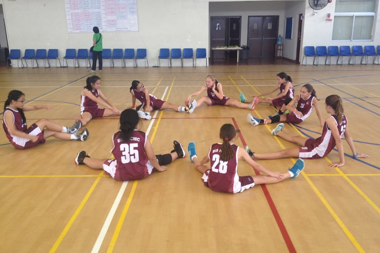 BIS HCMC U14 Girls Basketball Become SISAC City Champions!