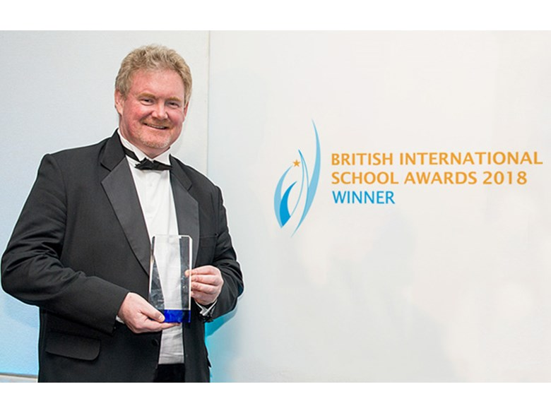 Chris Short BIS Awards 2018 Winner