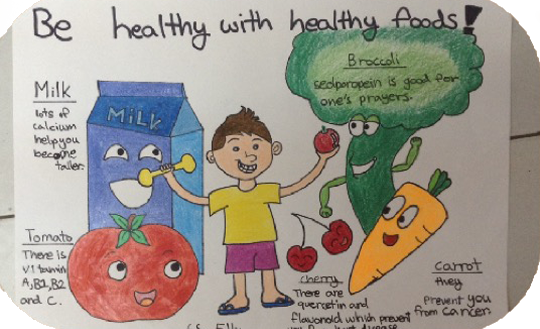 Healthy Body + Healthy Mind = Healthy Learning at British International School, HCMC