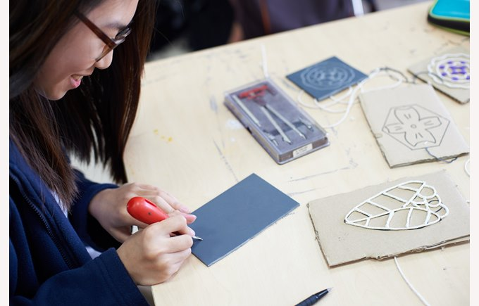 British International School Hanoi Arts and Design