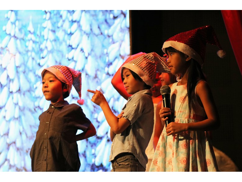 EYFS & Key Stage 1 Christmas Shows 2016