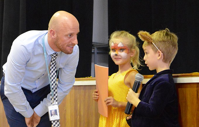 Book Week 2017: Assembly