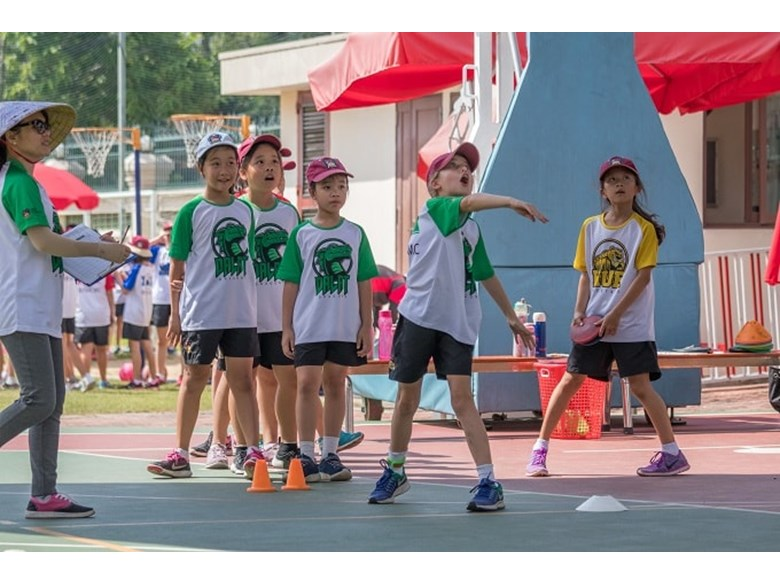 Primary Sports Day 10-min