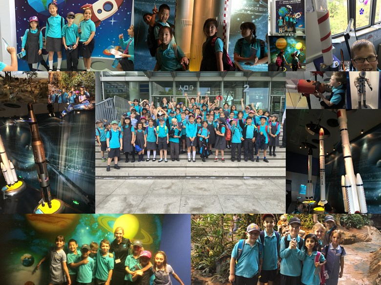 Year 3 visit the Science and Technology Museum