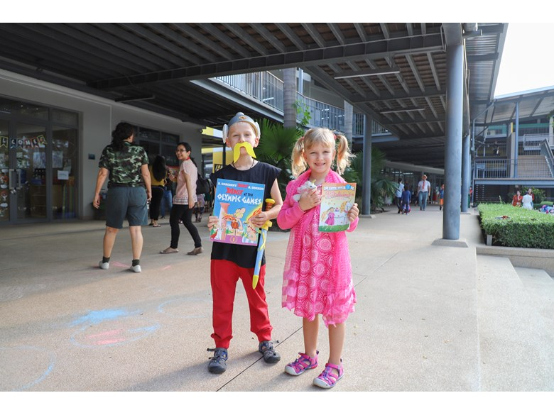 Northbridge International School Cambodia - Book Day