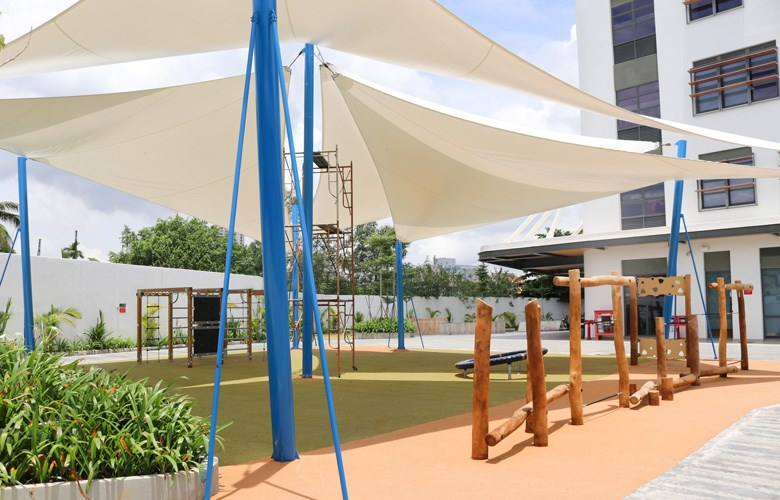 Outdoor Play Equipment | BIS HCMC