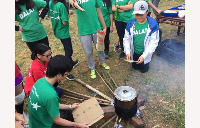 Y9 Sapa Trip 2017 British International School Hanoi