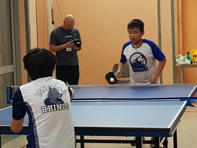 Table Tennis (4)