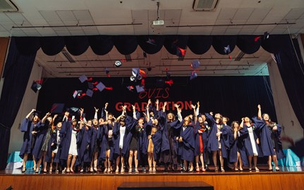 BVIS-HCMC-Secondary-Year-13-Graduation-