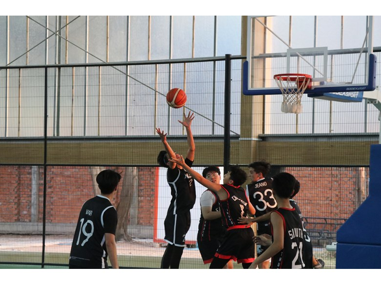 Northbridge International School Cambodia - Basketball
